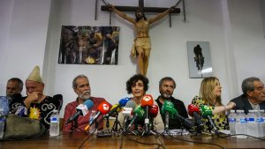 Blasfemia España