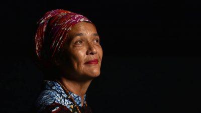 Françoise Vergès, féministe et politologue