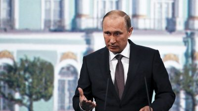 Putin Foro Económico internacional