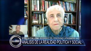 Stella Calloni Alejandro Crivisqui