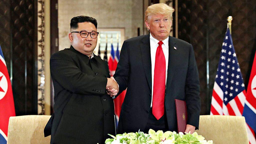 Acuerdo norcorea EEUU