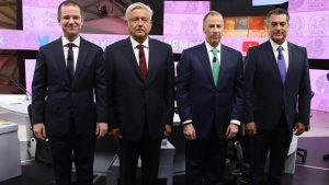 Candidatos México