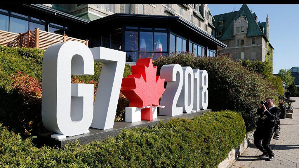 G7 Canadá