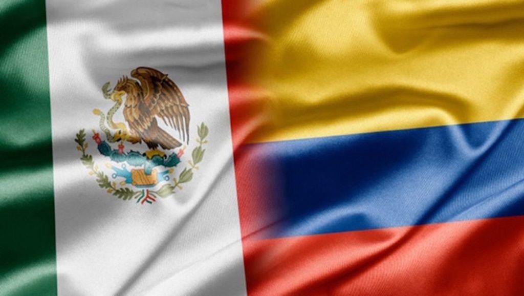 México Colombia