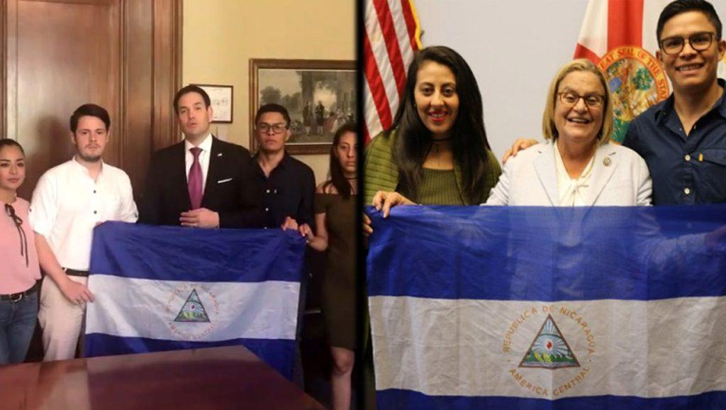 Nicaragua EEUU