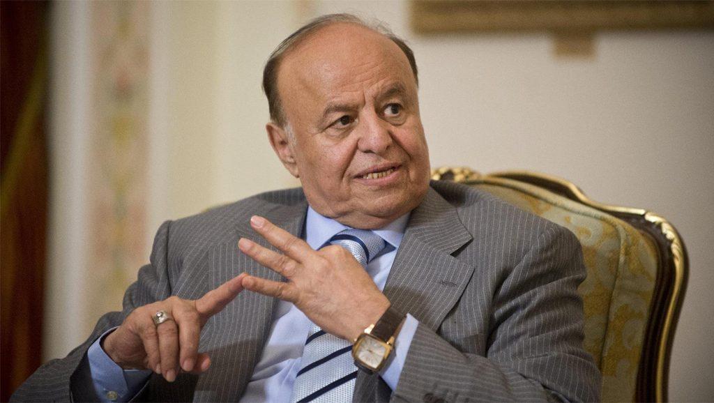 Abdu Rabu Mansur Hadi - Yemen
