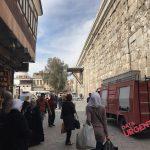 Artesanos junto a la Mezquita