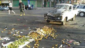 Ataque terrorista de DAESH en Siria - Foto ABNA