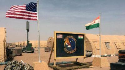Base estadounidense en Niger - Foto Google Plus