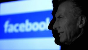 Cambridge Analytica - Facebook - Macri - Data Urgente - Foto Diario Registrado