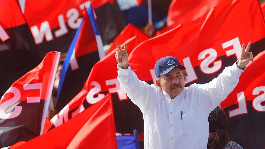 Daniel Ortega - Nicaragua - Foto El Periódico