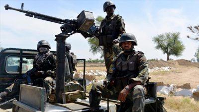 Ejército de Camerún