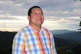 Dirigente campesino Ernesto Roa