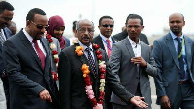 Etiopía - Eritrea