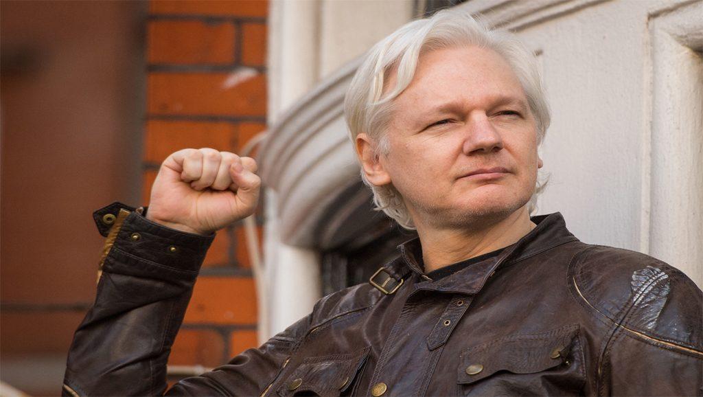 Julian Assange - Data Urgente - Foto Agencias