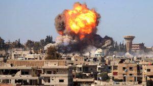 La batalla de Daraa - Siria