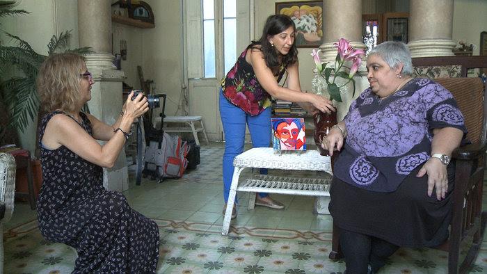 Cubanas, Mujeres en revolución