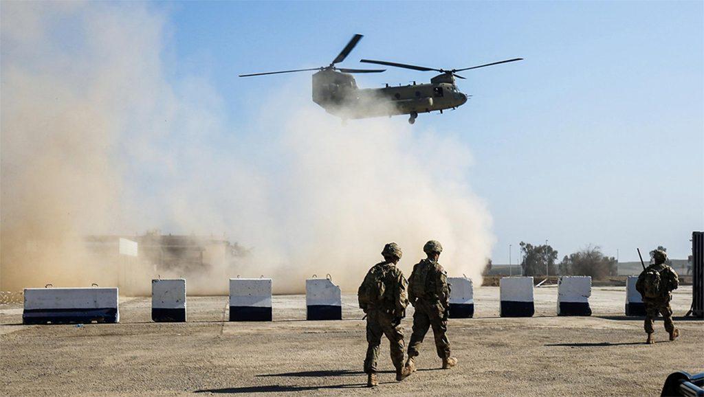 Marines - Oriente Medio