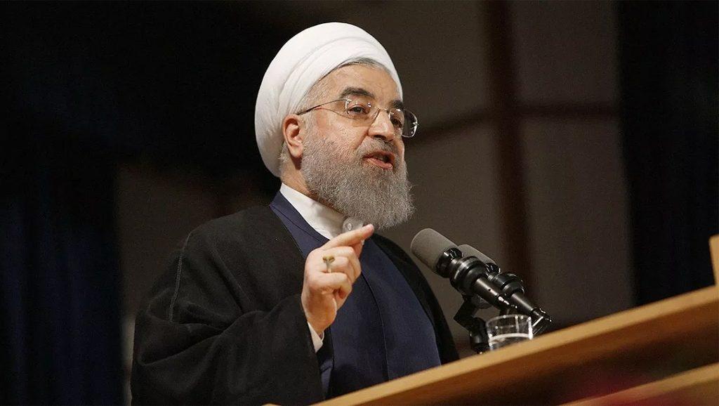 Rouhani - Irán