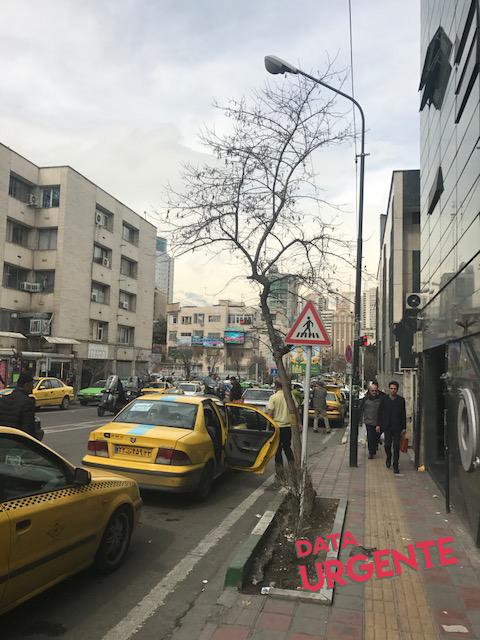 Taxistas iraníes gritando Argentina! copia