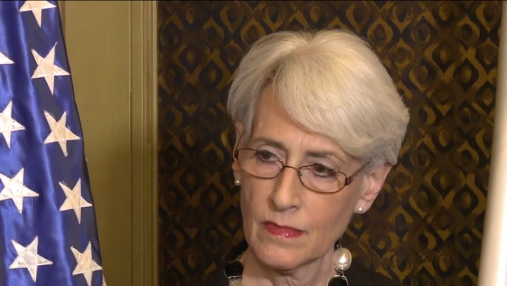 Wendy Sherman - Data Urgente - Foto ABNA