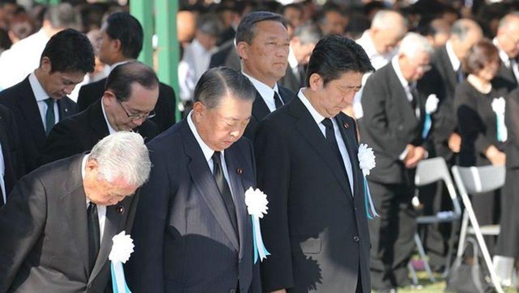 Aniversario de Hisroshima - Data Urgente - Fuente foto Agencias