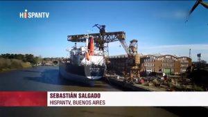 Astilleros Río Santiago - Foto fuente Hispan TV - Data Urgente