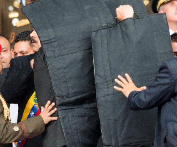 Atentado conta Maduro - Data Urgente - Fuente Agencias