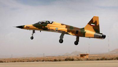 Avión de combate iraní - Foto fuente Google - Data Urgente