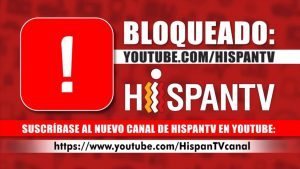 Bloquea Google a Hispan TV - Fuente foto Web - Data Urgente
