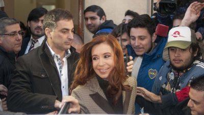 CFK - Fuente Foto InfoBaires24 - Data Urgente