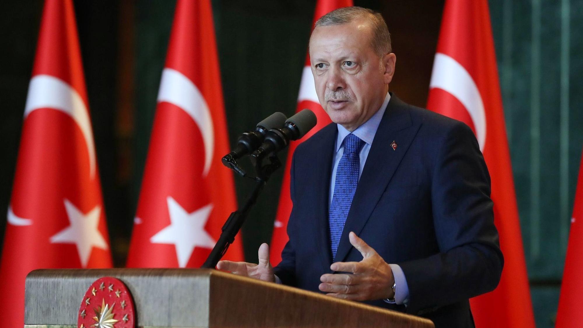 Erdogan - Fuente foto Google - Data Urgente
