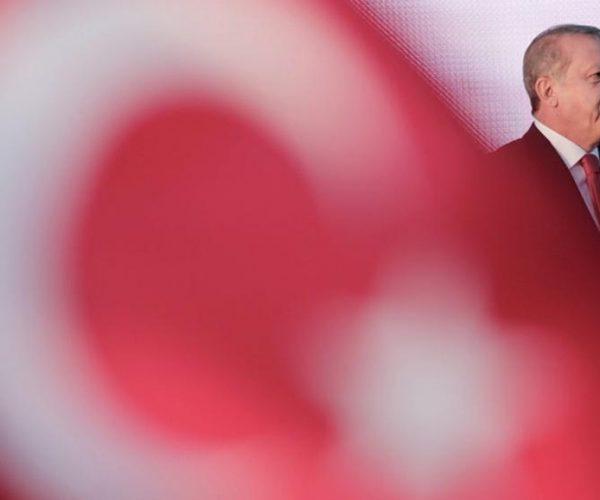 Erdogan - Fuente foto La vanguardia - Data Urgente