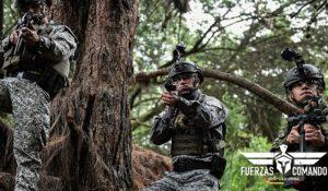 Fuerzas comando 2018 en Colombia