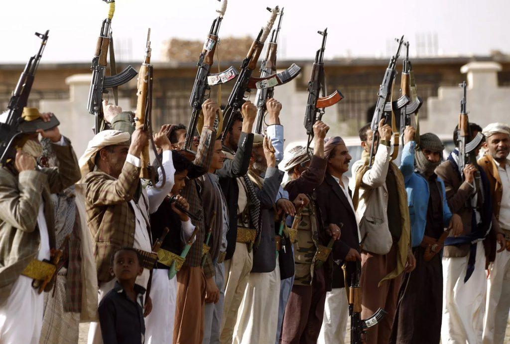 Houthis - Yemen - Israel - Fuente foto Google - Data Urgente