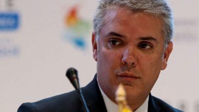 Iván Duque - Colombia - Fuente foto Twitter - Data Urgente