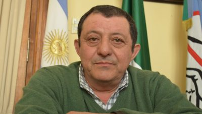 Julio Marini - Intendente de Benito Juarez - Data Urgente