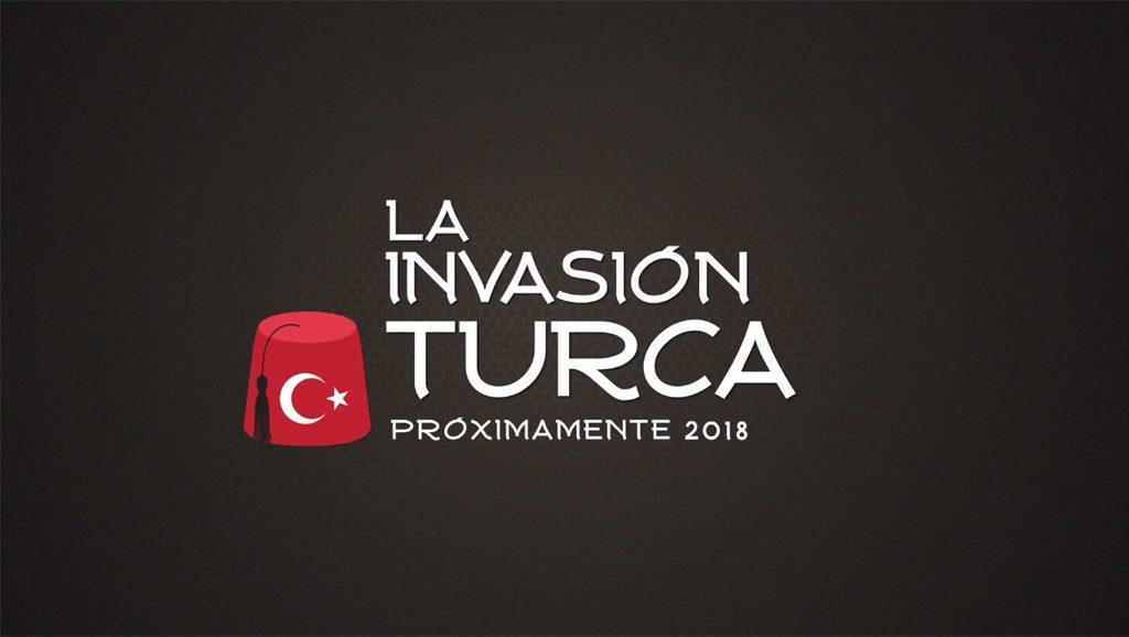 La invasión turca - Sebastián Salgado
