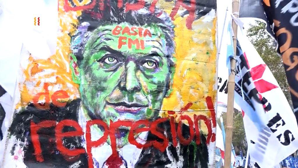 Mauricio Macri - G20 - Argentina - Fuente foto Sebastián Salgado - Hispan TV - Data Urgente