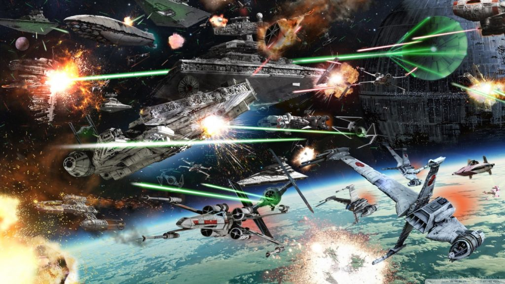 Militarización del espacio - Guerra aeroespacial - Fuente foto Google - Data Urgente