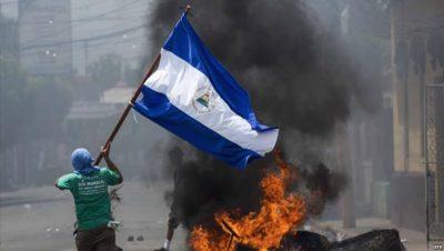 Nicaragua - Contrainsurgencia - Data Urgente - Fuente foto Agencias
