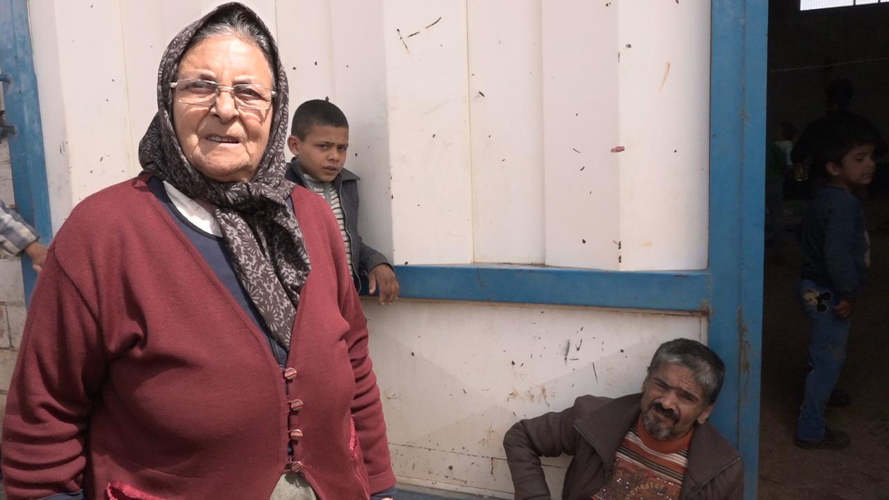 Nubl - Refugiada kurda de Afrin