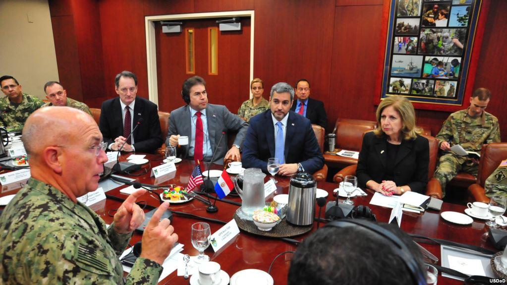 Paraguay - Comando Sur - Data Urgente