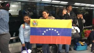 Plan Vuelve a la Patria - Venezuela - Fuente foto Instagram - Data Urgente