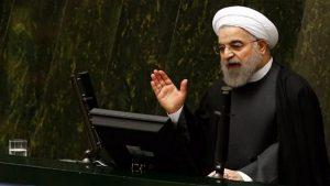 Presidente Rohani - Fuente foto web - Data Urgente