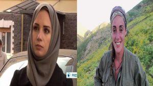 Serena Shim - Alina Sanchez - Kurdistán - Data Urgente