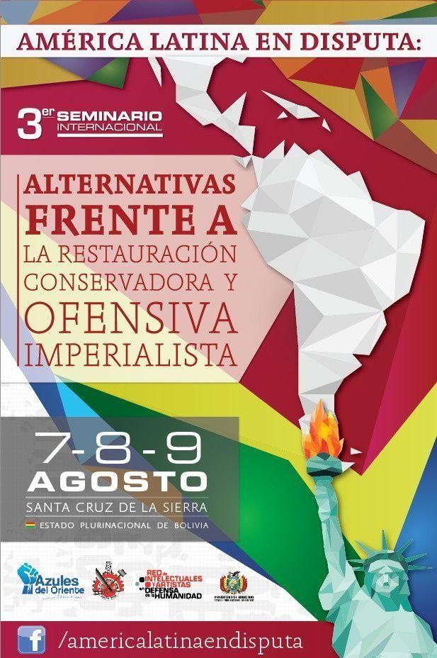 América Latina en disputa