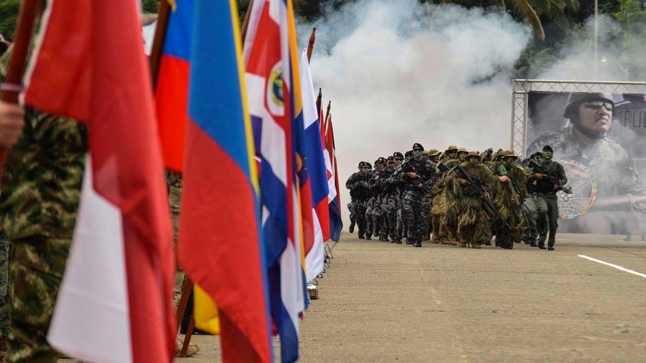 Fuerzas comando 2018 - Panama