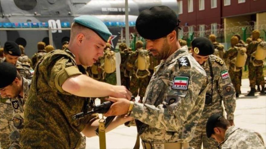 Juegos militares internacionales iran
