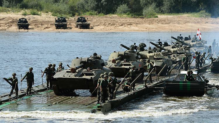 Juegos militares internacionales - Rusia